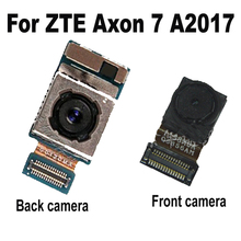LTPro TOP Quality Tested Working Main Big Rear Back Camera with flex cable For ZTE Axon 7 A2017