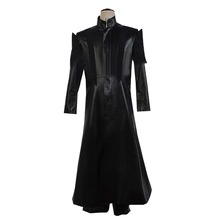 Stargate Atlantis The Wraith Vintage Leather Coat Custom Made Costume Cosplay for Halloween Carnival Party