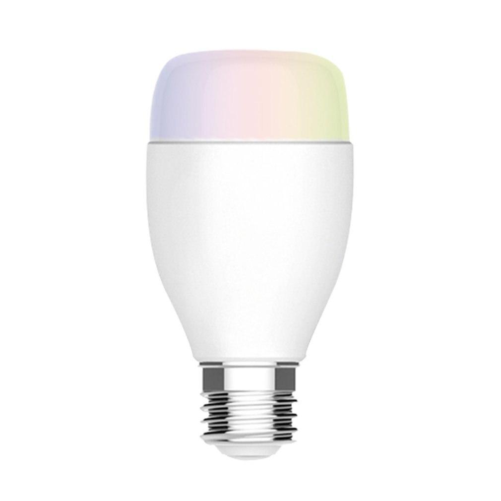 WI-FI умная лампа E27 супер яркий WI-FI App дистанционного Управление RGBW сроки лампочки Смартфон дистанционного Управление лампы