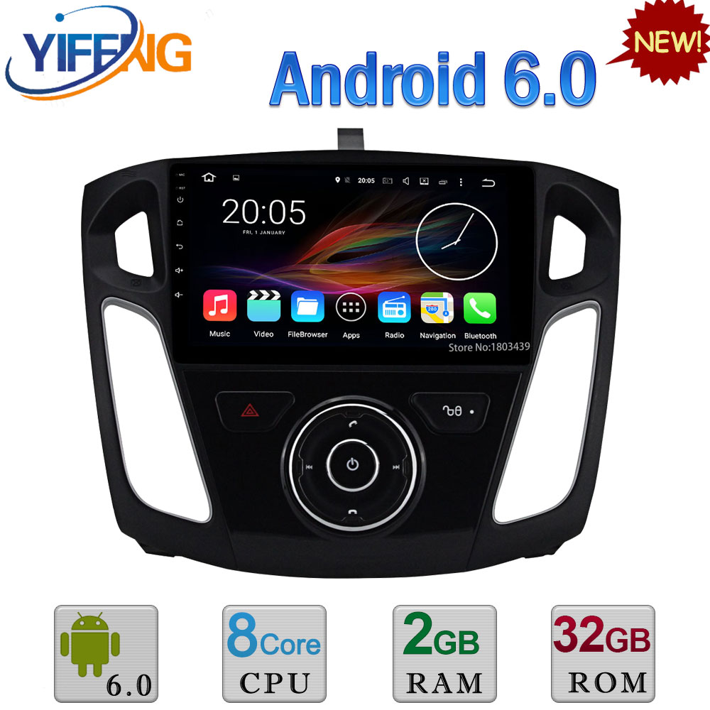 9 Octa Core WIFI PX5 2GB RAM 32GB ROM Android 6 0 DAB Car DVD Player