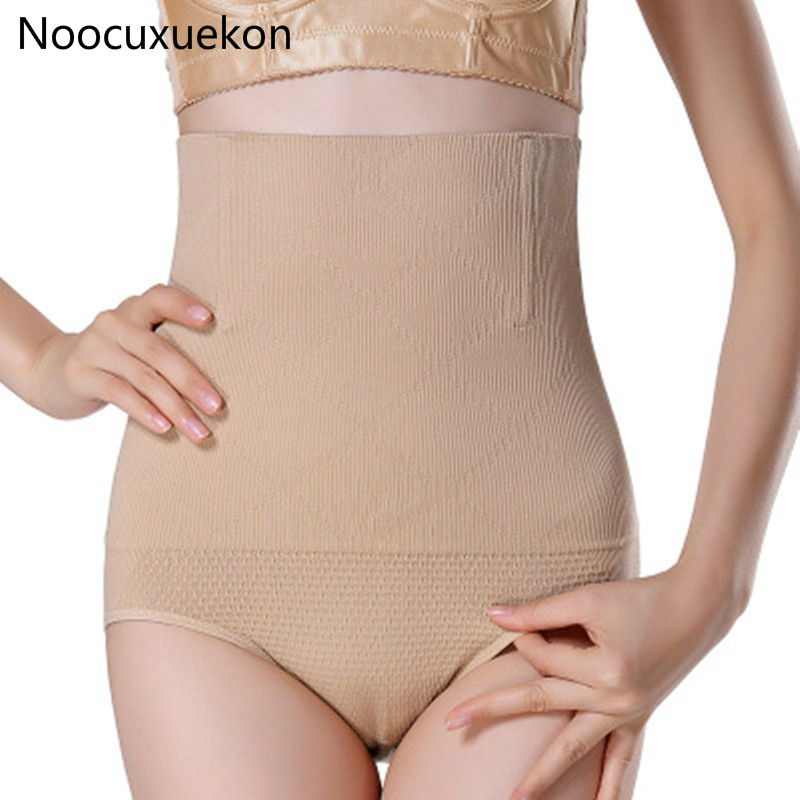 Women High Waist Body Shaper Seamless Control   Short   Pants Tummy Waist Slimming Panties Waist Trainer Women's Clothing   Shorts