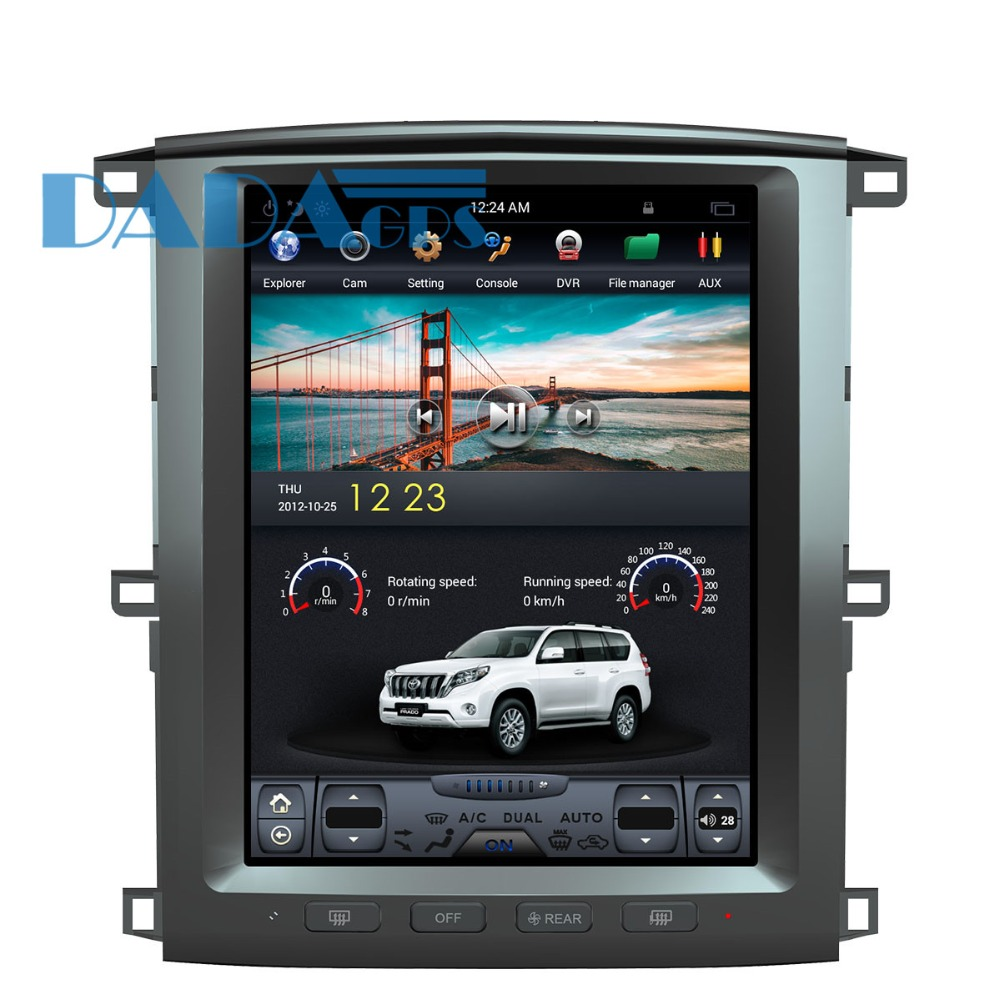 Aliexpress.com : Buy Tesla style Car GPS Navigation For ...