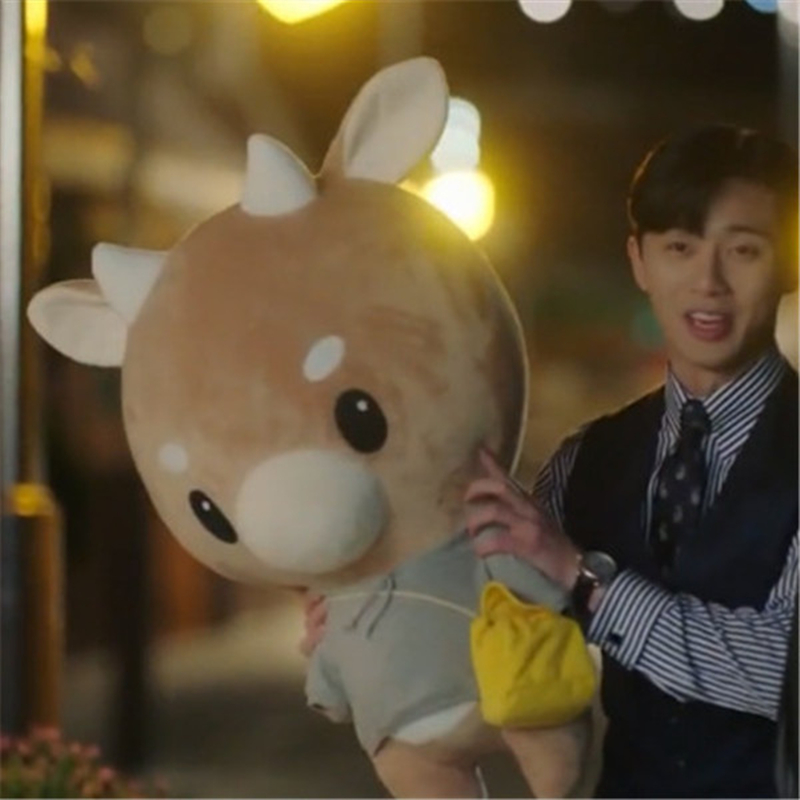 TV-Lovely-Whats-Wrong-With-Secretary-Kim-Hard-Caw-Pet-Doll-Plush-Korean-Drama-Stuffed-Child