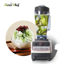 BPA FREE 2L Commercial Mixer Blender Juicer Fruit Vegetable Electrical Food Processor Machine Smoothie Maker