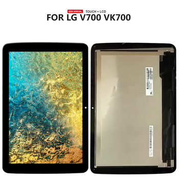 """10.1""""For LG G Pad 10.1 V700 VK700 LCD Screen Display+Digitizer Touch Glass Assembly"""