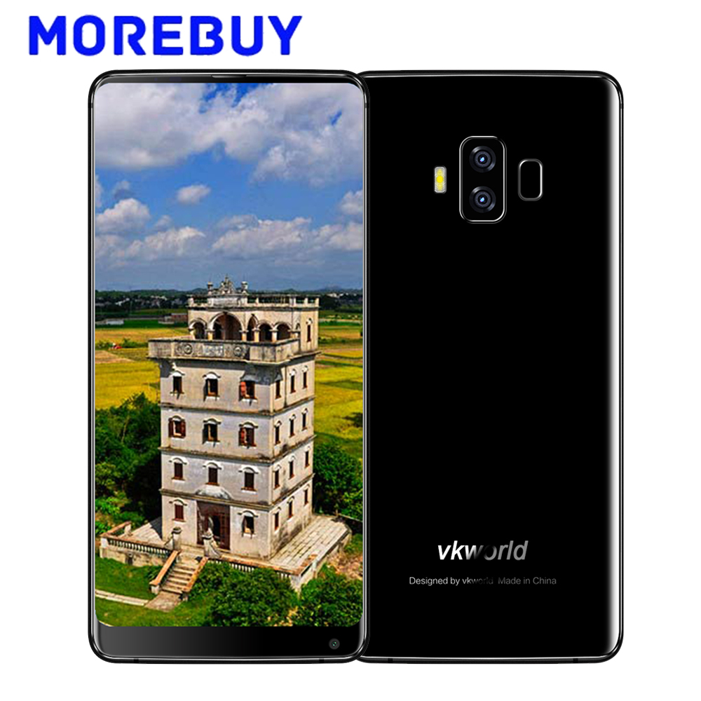 vkworld S8 5 99 FHD 18 9 In Cell Smartphone Octa Quad 4G RAM 64G ROM