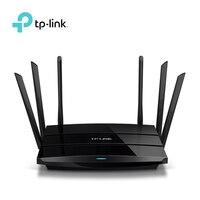 TP LINK TL WDR7500 2033 Мбит/с ГБ беспроводной wifi маршрутизатор 2,4 ГГц и 5 ГГц 802.11ac, wifi ретранслятор 6 * антенны беспроводной мост USB 2,0