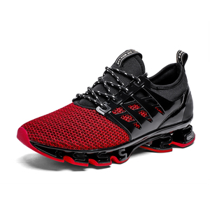 Image 3 - Big Size 36 46 Men Women Running Shoes Outdoor Breathable Jogging Sport Blade Shoes for Mens Krasovki Walking Sneakers for Men
