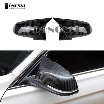العالمي استبدال الكربون مرآة ليفية غطاء ل BMW الرؤية الخلفية الباب أغطية مرايا x1 f20 f22 f30 gt f34 f32 f33 f36 m2 f87 E84