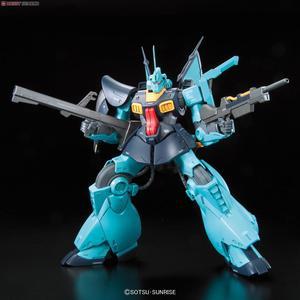 Image 2 - Bandai Gundam RE 1/100 RE 004 Dijeh MSK 008 Mobile Suit Assemble Model Kits Action Figures Plastic Model toys