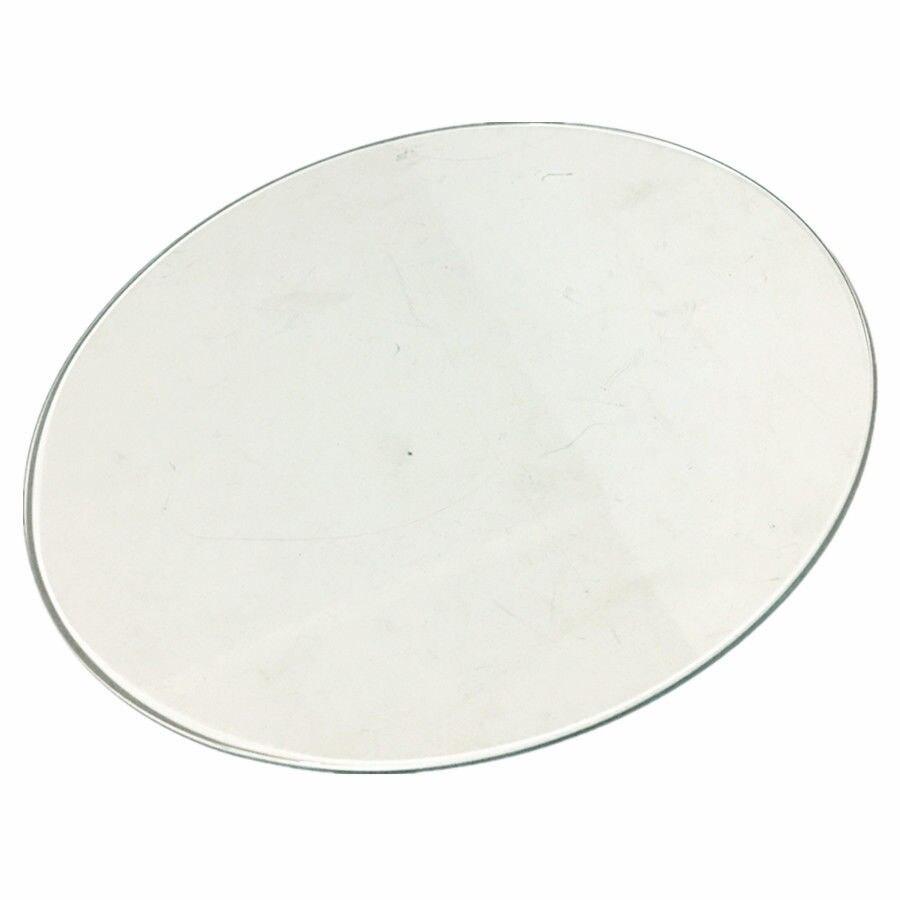 Verre Borosilicate transparent pour imprimantes 3D Kossel Delta Rostock, rond 350mm, 3mm ou 4mm d'épaisseur, verre Boro 350x3mm de cercle