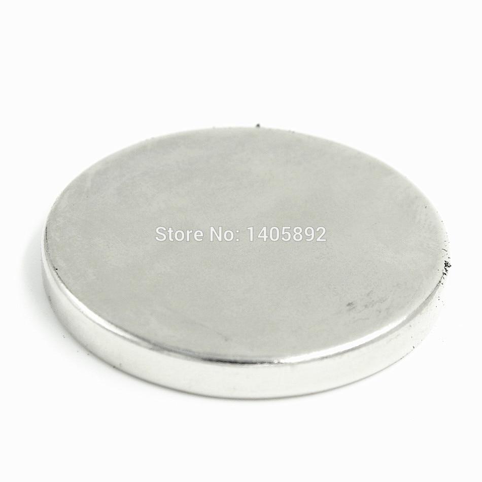 1pcs Super Powerful Strong Bulk Small Round NdFeB Neodymium Disc Magnets Dia 60mm x 5mm N35 Rare Earth NdFeB Magnet diy 5 x 5mm cylindrical ndfeb magnet silver 20 pcs page 6