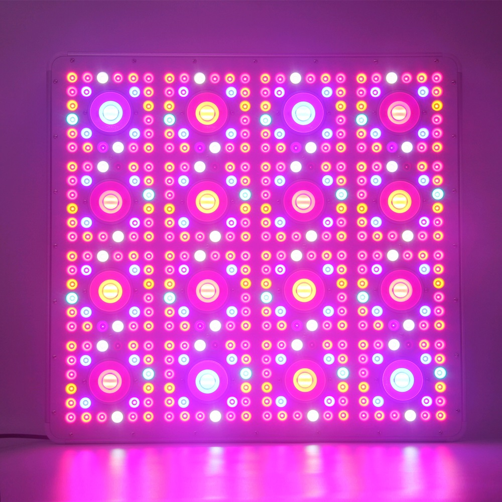 2019 Best Selling Energy Conservation Bp Series 800w 900w 1000w Red Blue Customize Full Spectrum Cob Led Grow Light