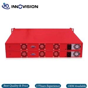Image 5 - 6GBe/6 * RJ45 Gbe LAN raf 1U Pfsnese güvenlik duvarı sunucu Barebone destek i3/i5,i7 işlemci, 2 * SFP seçeneği