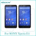 Original Nillkin For Sony Xperia E4 Anti-Burst Tempered Glass Protective Film For Sony Xperia E4 Clear Screen Protector
