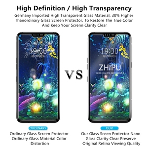 Image 5 - Tempered Glass For LG V50 ThinQ 5G Screen Protector 2.5D 9H Premium Tempered Glass For LG V50 ThinQ 5G Protective Glass Film