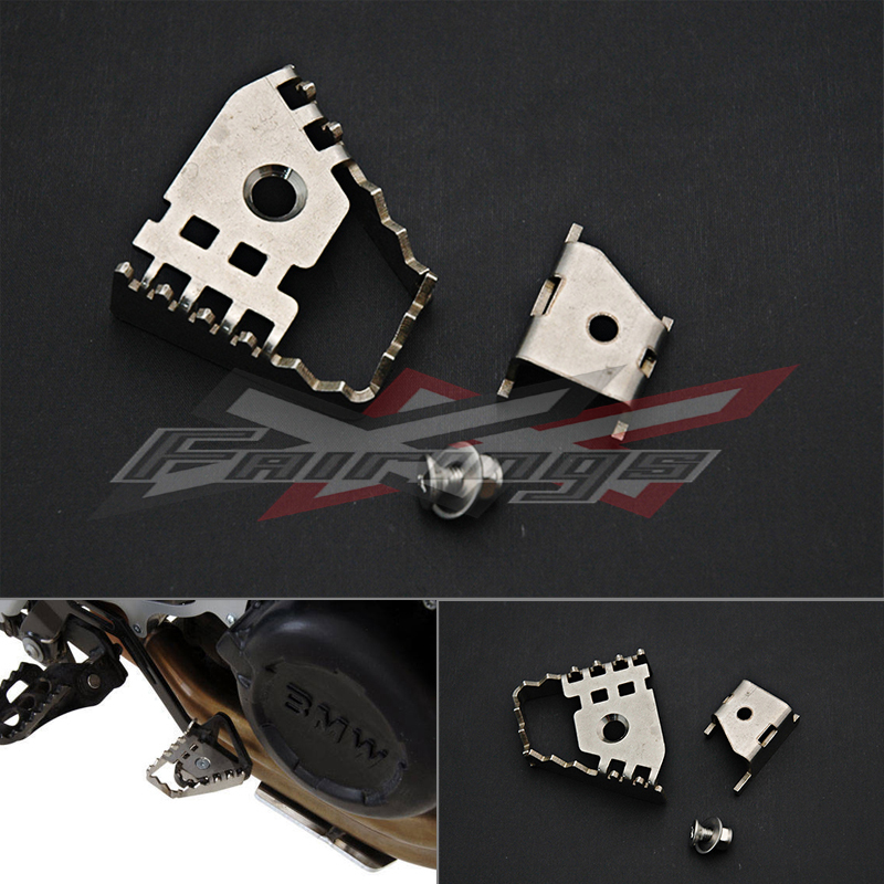 FREE SHIPPING Brake lever extension Enlarge Fit for BMW F800GS F700GS F650GS Twin non ADV