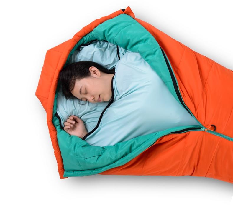 Naturehike múmia estilo saco de dormir linner