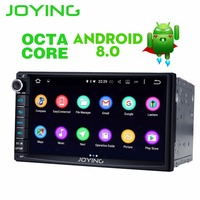 JOYING Latest 4GB RAM 8 CORE HD 2 Din Universal 7 Android 8 0 Car Autoradio