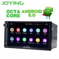JOYING Latest 4GB RAM 8 CORE HD 2 Din Universal 7 Android 8 0 Car Autoradio