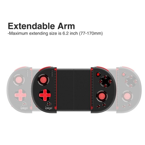 Game Pad Bluetooth Gamepad Controller Mobile Trigger Joystick  For Android Cellular Phone PC Wireless Mobile Phone Game PG9087 Multan