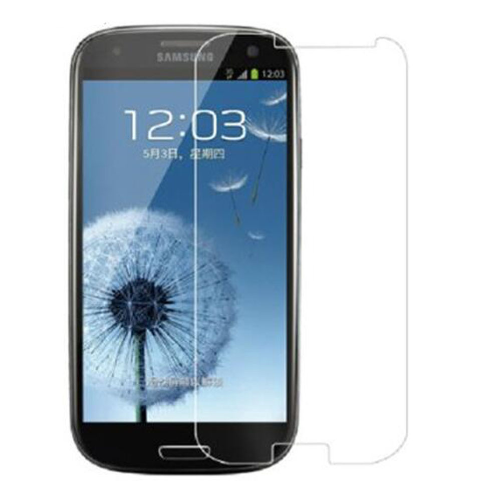 10PCS 9H 2.5D Tempered Glass Film Screen Protector Hard Glass For Samsung Galaxy S3 mini ...