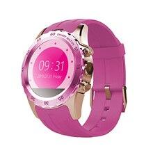 KW08 Bluetooth Smart Uhr Armbanduhren für Samsung Xiaomi Android Smartphones Unterstützung Sync Anruf SMS NFC Sim-karte Smartwatch