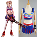 Lollipop Chainsaw Juliet Starling Women Girls Party Club Dress Costume Halloween Cosplay Costumes For Women