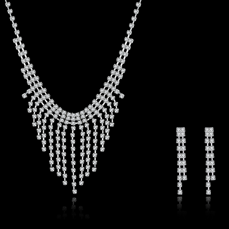 Schmuck set diamant