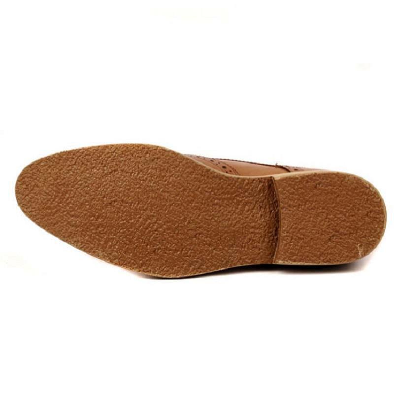Neue Schwarz Geschäftsmann Schwarzes Lace Stil Mens Stiefel brown Northmarch Schuhe Brogue Britischen Martin Up Echte Geschnitzte Leathe Braun Ridding Rfw7ydHq