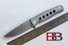 Mayo Russian Dr Death ceramic ball bearing Folding Knife D2 Titanium Carbon Fiber Camp Hunting Survival Knives Outdoor EDC Tools