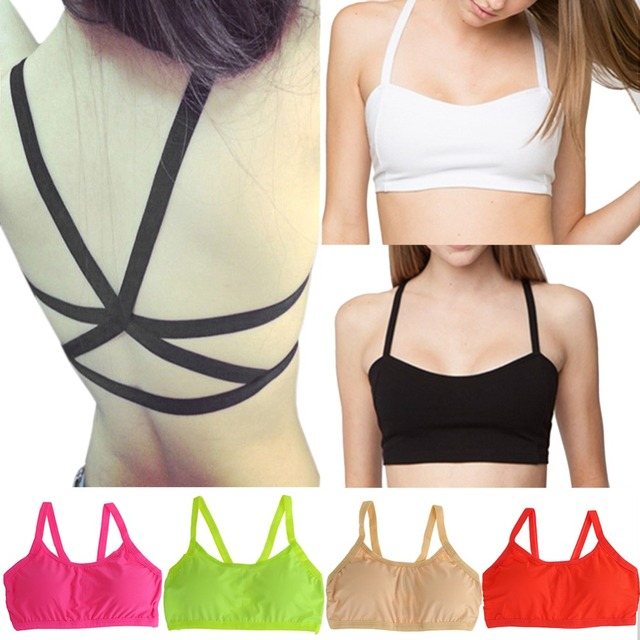 3a652bf9b2f3c Sexy Lady Padded Bra Bustier Cutout Vest Crop Top Bralette Tank Cami Blouse  Tops Shirts Off