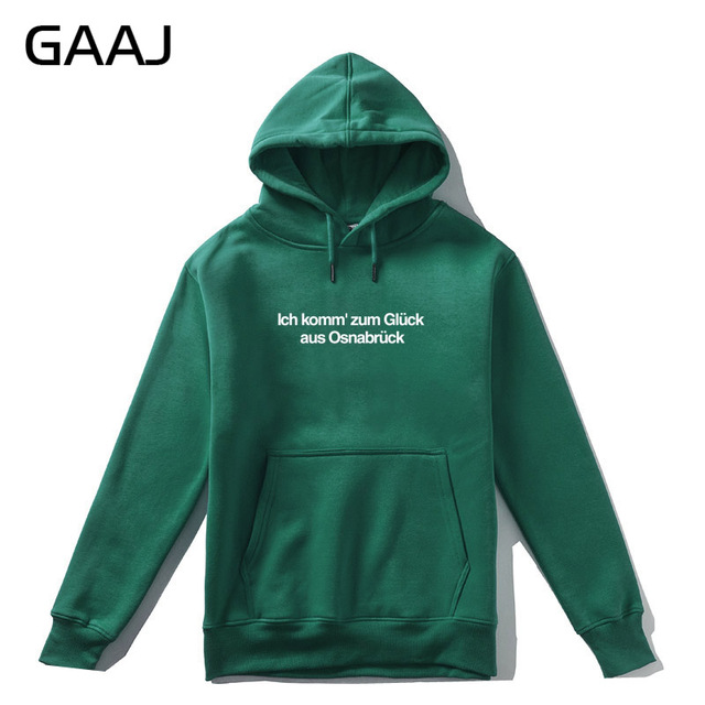 26350227 2017 New Top Quality Clothes Hoodie Oversized kanye Green Men Hoodies  Sweatshirt Famous Designer Brand Hooded