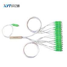 10 шт/лот blcokless волоконно оптический разветвитель plc длина