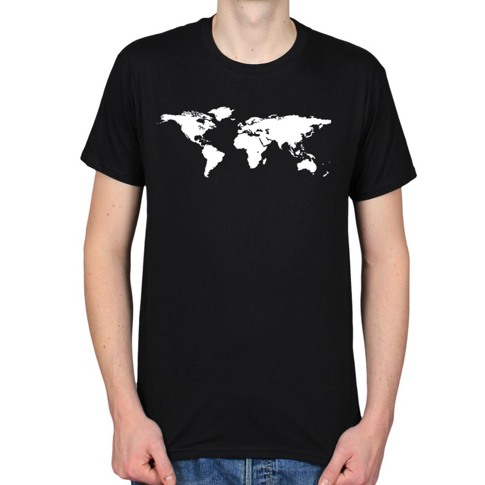 d836be01 WORLD MAP GEOGRAPHY ATLAS EARTH GLOBE NATION COUNTRY HIPSTER MENS T SHIRT  TEE New Tops 2017 Print Letters Men T Shirt-in T-Shirts from Men's Clothing  on ...