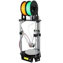 Auto-leveling 3D Printer DIY KIT Delta Rostock mini G2s pro LCD control panel Wholesale Price