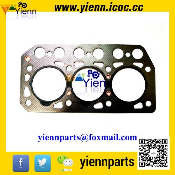 US $215 0  Cylinder Head Gasket with Piston Ring For ISEKI TU155F Tractor  Diesel engine repair parts-in Pistons, Rings, Rods & Parts from Automobiles