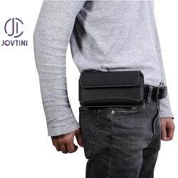 На Алиэкспресс купить чехол для смартфона case for lenovo tab v7 / phab2 plus / phab2 / phab2 pro durable oxford cloth shockproof horizontal leather waist pouch case