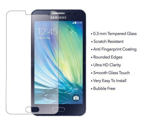 SM-A500FU SM-A500F SM-A500H Պաշտպանիչ ապակու - Բջջային հեռախոսի պարագաներ և պահեստամասեր - Լուսանկար 5