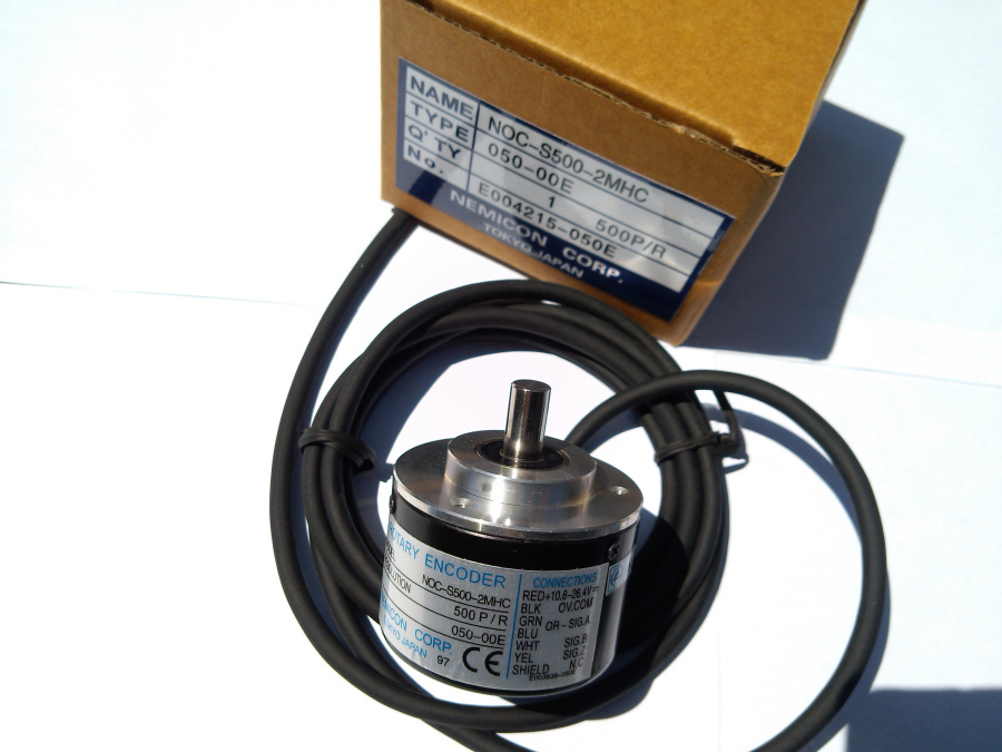 FREE SHIPPING Encoder Optical Encoder Noc-s512-2mht