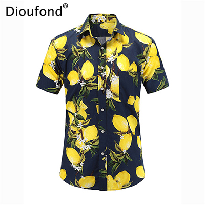Dioufond-Brand-Floral-Print-Short-Sleeve-Men-Shirts-Summer-Hawaiian-Beach-Cotton-Tops-Fashion-Slim-Fit.jpg_640x640 (2)