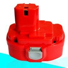 18 в Ni-MH аккумуляторная батарея ячейка 3000 мАч для makita Беспроводная электрическая дрель и отвертка 4334D 4334DWA 4334 DWAE