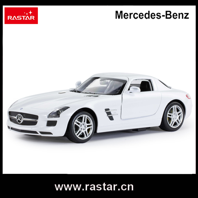 Rastar Licensed 1 14 Scale Mercedes Benz Sls Amg Car Toys With