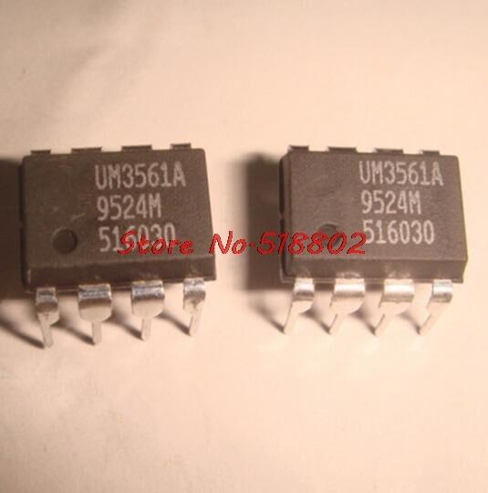 1pcs/lot UM3561A UM3561 DIP-8 In Stock