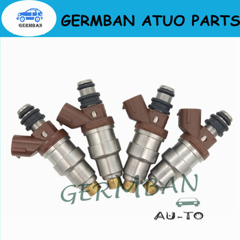 New Manufactured free shipping !!!4PCS Fuel Injectors 23250-75050 For 1995-2006 Toyota Tacoma T100 4Runner 2.7L-L4