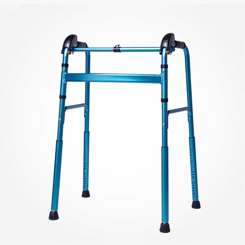 Einstellbare Foldabled Gehhilfen Für Alte Mann Und Behinderte Menschen GüNstige VerkäUfe