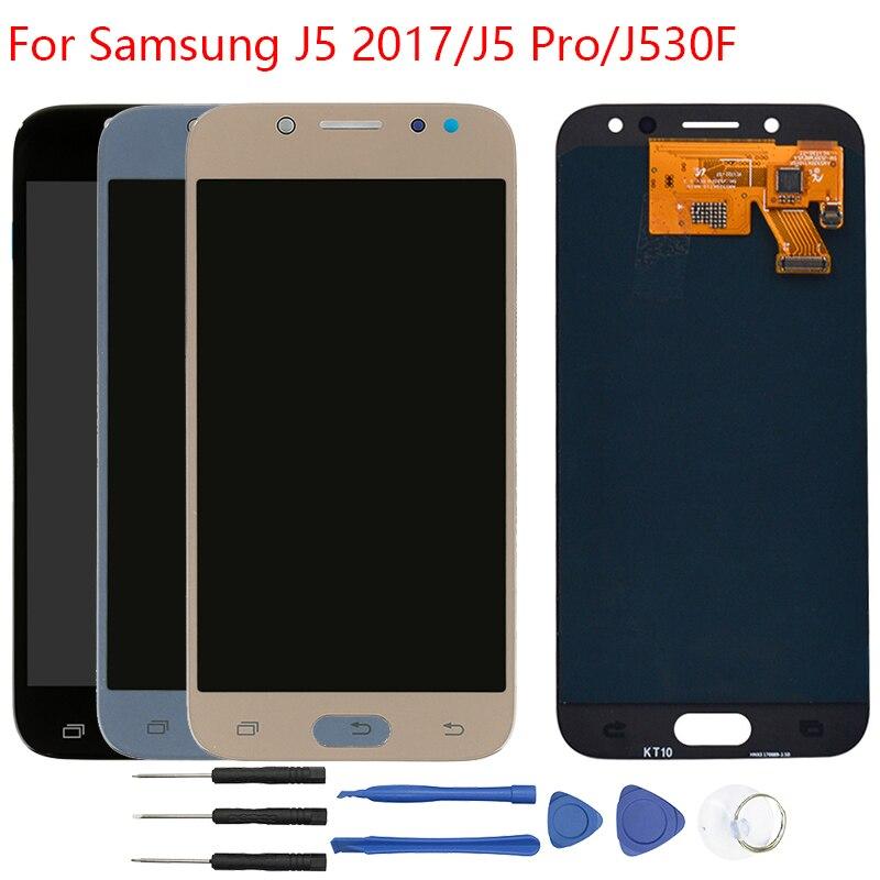 Kopen Goedkoop Lcd J5 2017 Origineel Voor Samsung Galaxy Pro Amoled