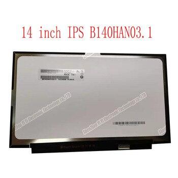 "Free shipping Genuine 14.0"" IPS Screen LED LCD Display for ThinkPad X1 Carbon FHD 1920x1080 B140HAN03.1 FRU 00NY435"