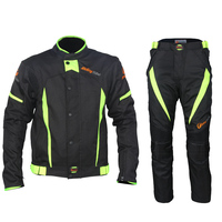 Summer Winter Motorcycle Riding Tribe Clothing Suit Automobile Race Clothing Waterproof Drop Resistant Motorcycle Clothes
