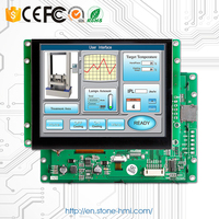 4.3 Sunlight Readable TFT Controller Board LCD Panel With Interface Modules For Industrial Area